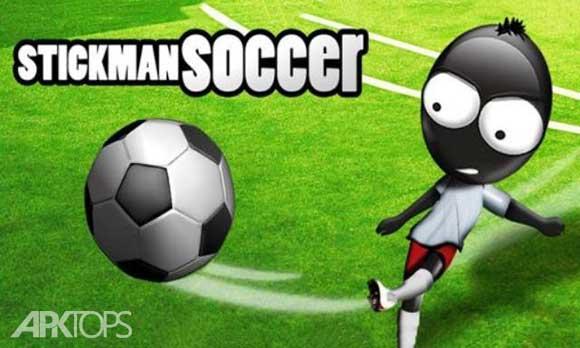 دانلود بازی Stickman Soccer