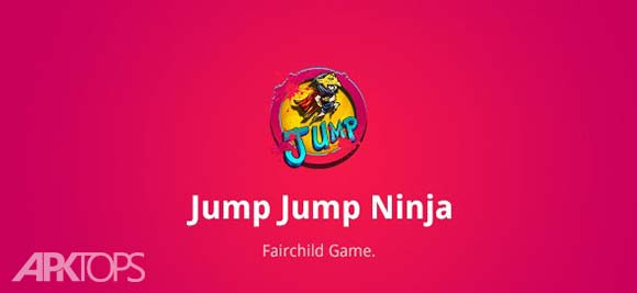 Jump Jump Ninja دانلود بازی پرش نینجا برای اندروید