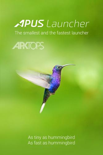APUS Launcher-Small, Fast 1.4.0 (2)