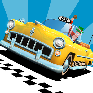 Crazy Taxi™ City Rush v1.7.0 دانلود بازی تاکسی دیوانه اندروید