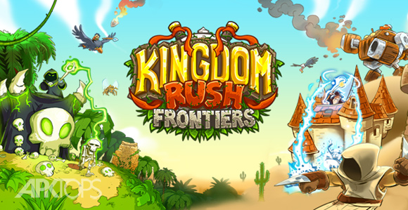 Kingdom Rush Frontiers 1.3.2