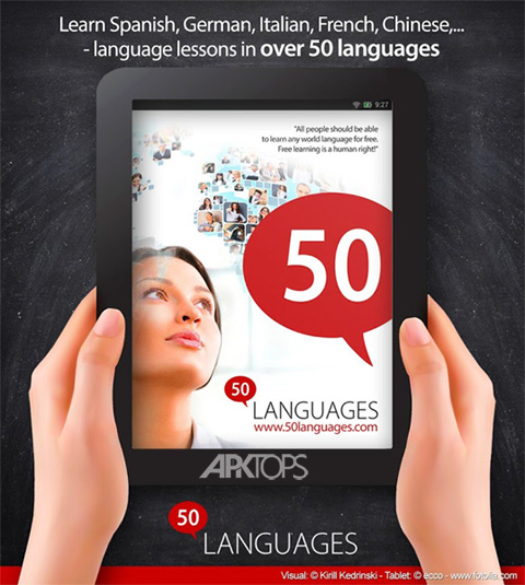 Learn 50 languages 8.4 Unlocked