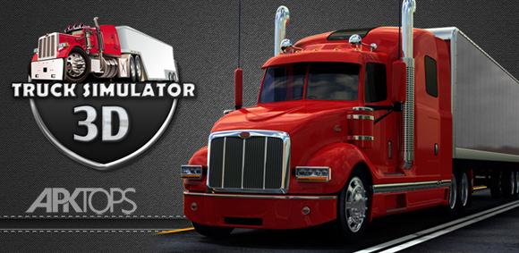 Truck Simulator 3D 1.9.4+Mod