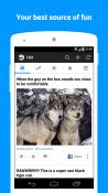 دانلود 9GAG – Funny pics and videos 2.13.3 نرم افزار دریافت تصاویر و ویدیوهای جالب + آپدیت روزانه
