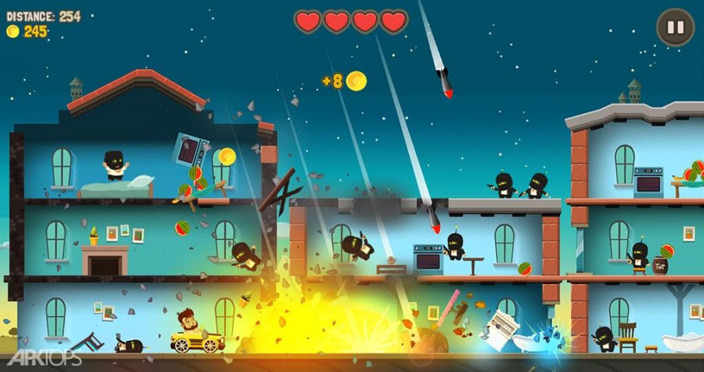 Aliens Drive Me Crazy v3.0.4 دانلود بازی زیبای بیگانگان من را دیوانه می کنند! برای اندروید