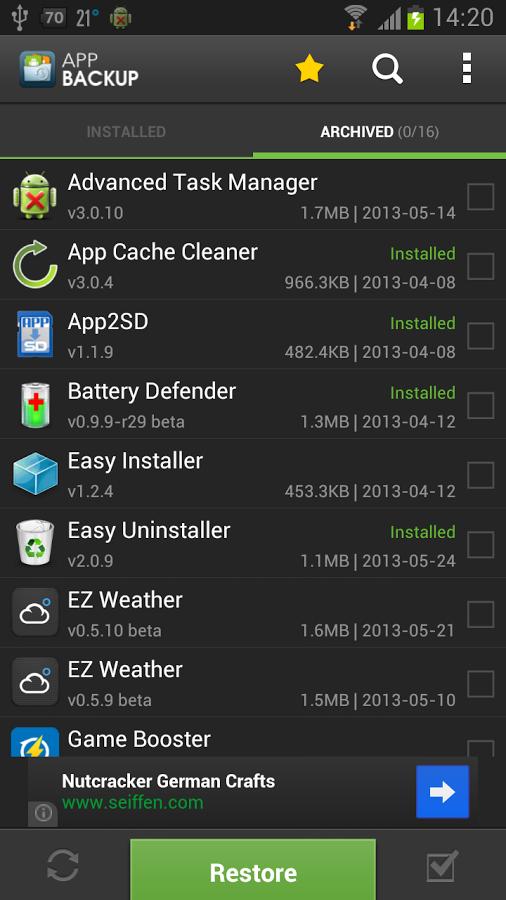 App Backup & Restore 3.2.0 Ad-Free (3)