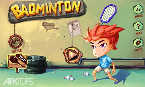 Badminton-Star