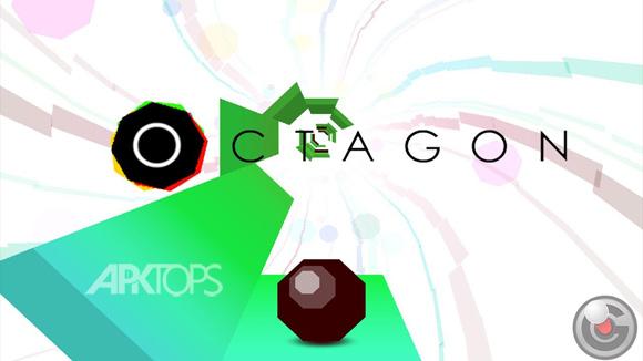 Octagon - Minimal Arcade Game 1.1.8 Premium