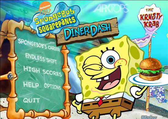 SpongeBob Diner Dash Unlocked