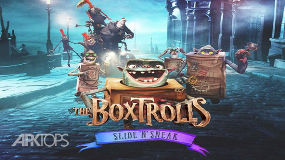 The Boxtrolls Slide 'N' Sneak