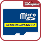 Cache Download to SD