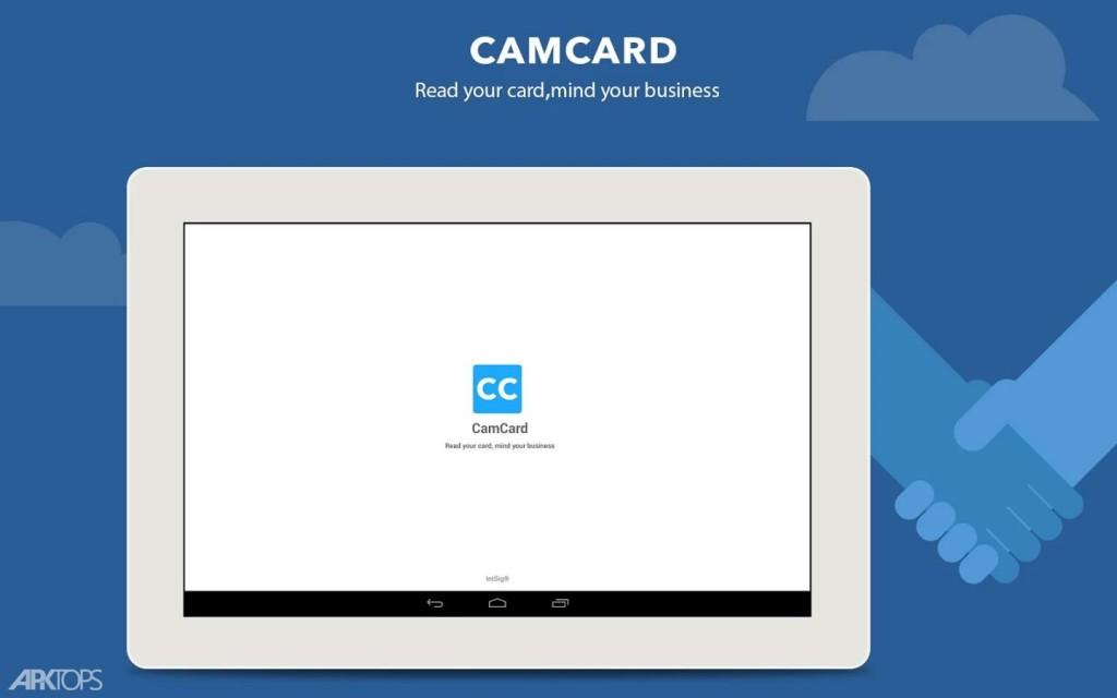 CamCard – Business Card Reader v7.24.5.20190510 دانلود نرم افزار اسکن کارت ویزیت در اندروید