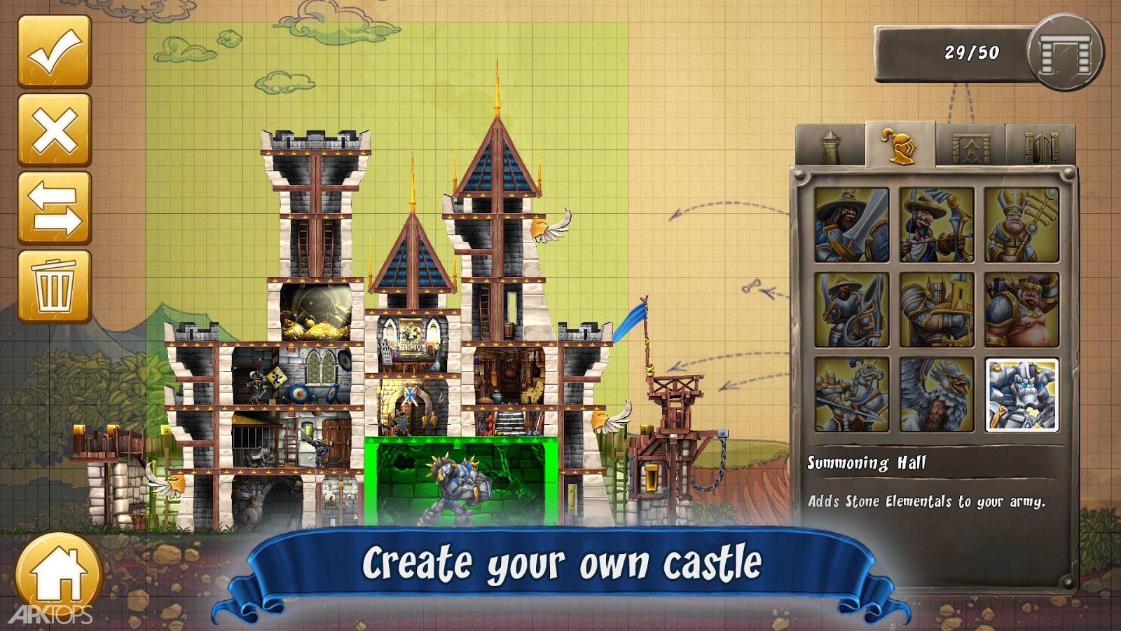 دانلود نسخه جدید قلعه