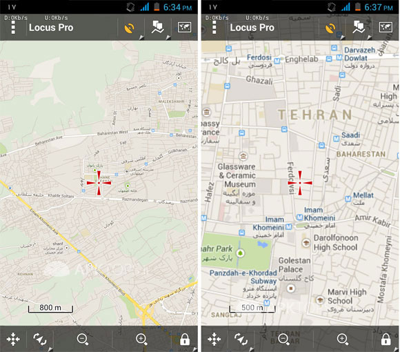 Locus-Map-Pro-Outdoor-GPS-2.19