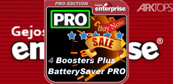 BOOSTERS PLUS BATTERYSAVER PRO-cover