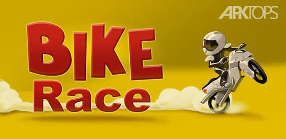 Bike Race Pro v6.7 دانلود بازی موتور سواری تعادلی اندروید