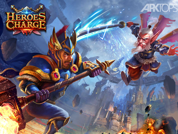 Heroes Charge-cover