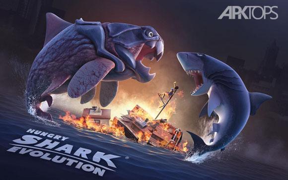 دانلود Hungry Shark Evolution
