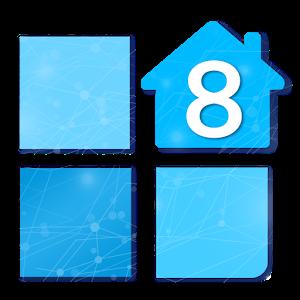 LAUNCHER 8 PRO v3.4.4 دانلود لانچر زیبای ویندوز فون 8 برای اندروید