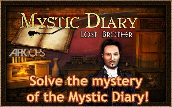 Mystic Diary 1 - Hidden Object