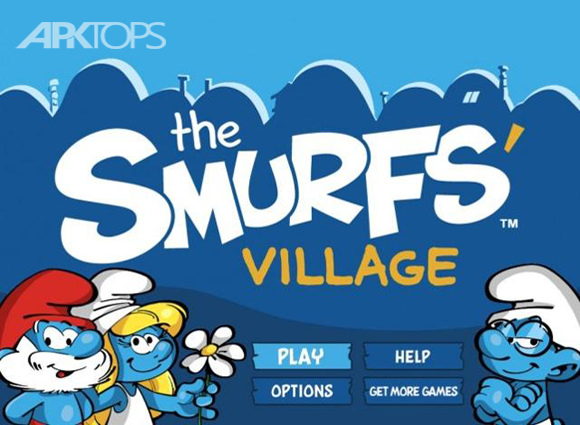 Smurf's_Village_cover