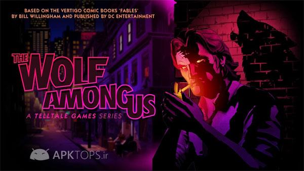 دانلود The Wolf Among Us 1.20 بازی گرگی در میان ما (دیتای 4 پردازنده – 5 اپیزود کامل – بدون نیاز به