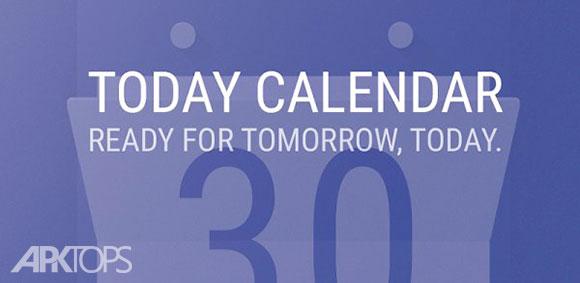 دانلود Today Calendar Pro 4.0.6.4 تقویم حرفه ای و پرطرفدار اندروید