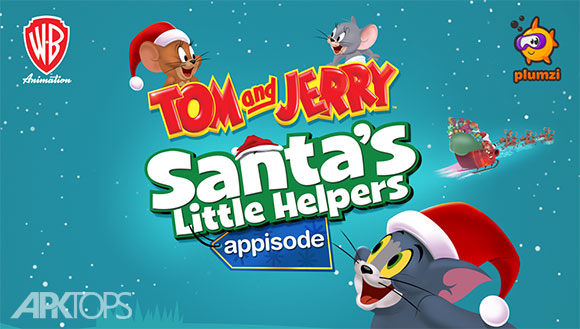 Tom-&-Jerry-Christmas-Appisode-1
