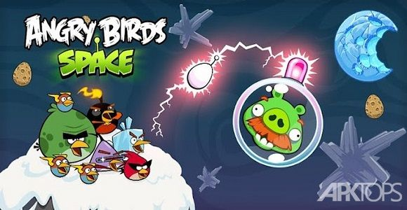 دانلود Angry Birds Space HD