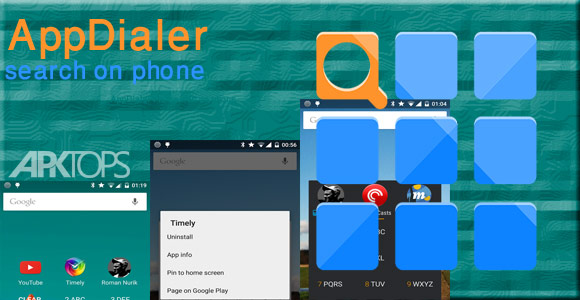 AppDialer-Pro-search-on-phone