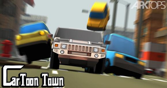 Car Toon Town-cover