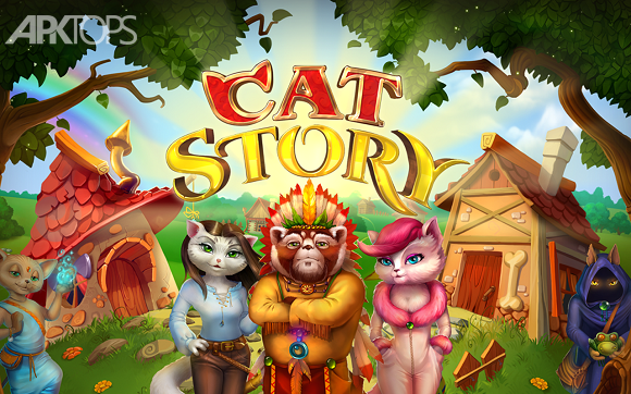Cat Story-cover