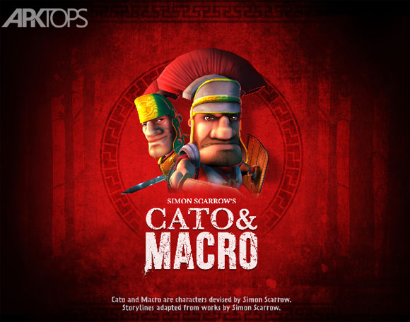 دانلود Cato and Macro 2.0.5 بازی استراتژیکی کاتو و ماکرو + دیتا + تریلر