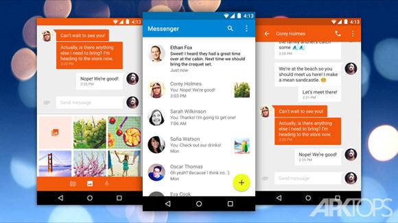 دانلود مسنجر گوگل برای اندروید Google Messenger