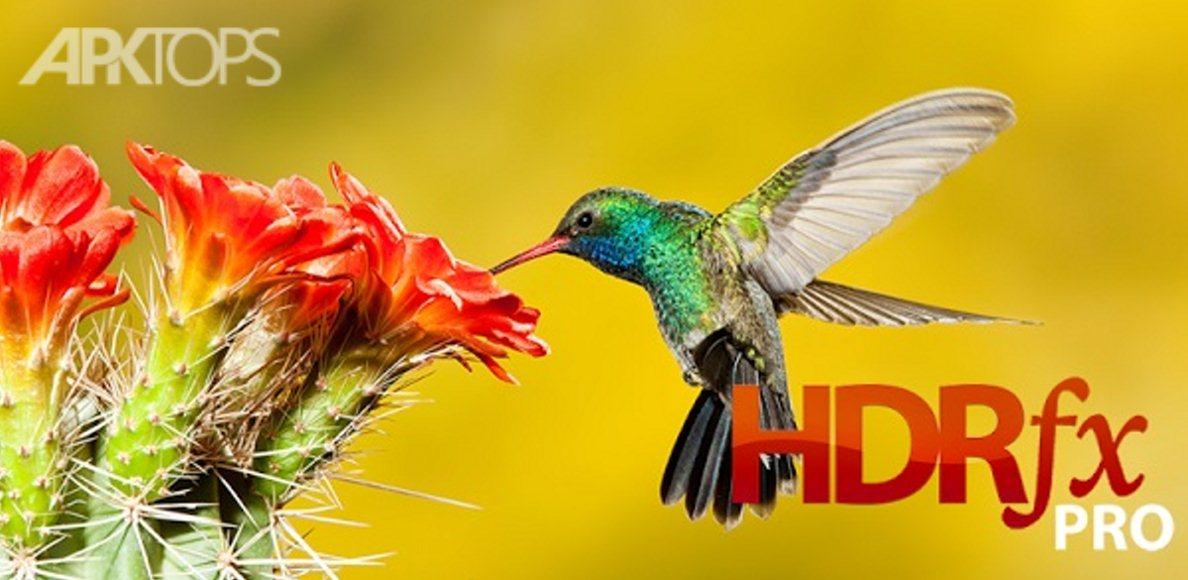دانلودجدیدترین نسخه برنامه HDR FX Photo Editor Pro اندروید