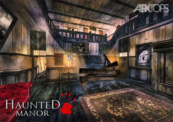 Haunted-Manor