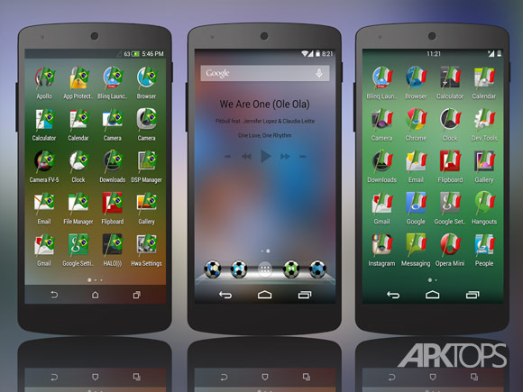 L-Launcher---Lollipop-Launcher