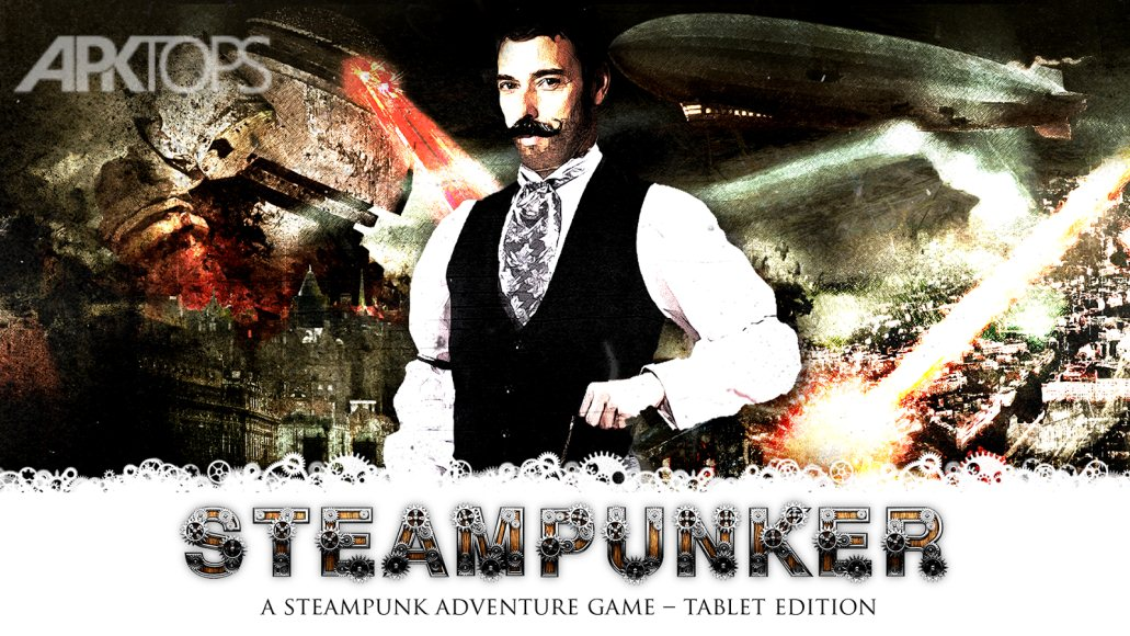 Steampunker-Tablet-Edition-cover[APKTOPS.ir]