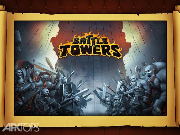 Battle Towers-cover