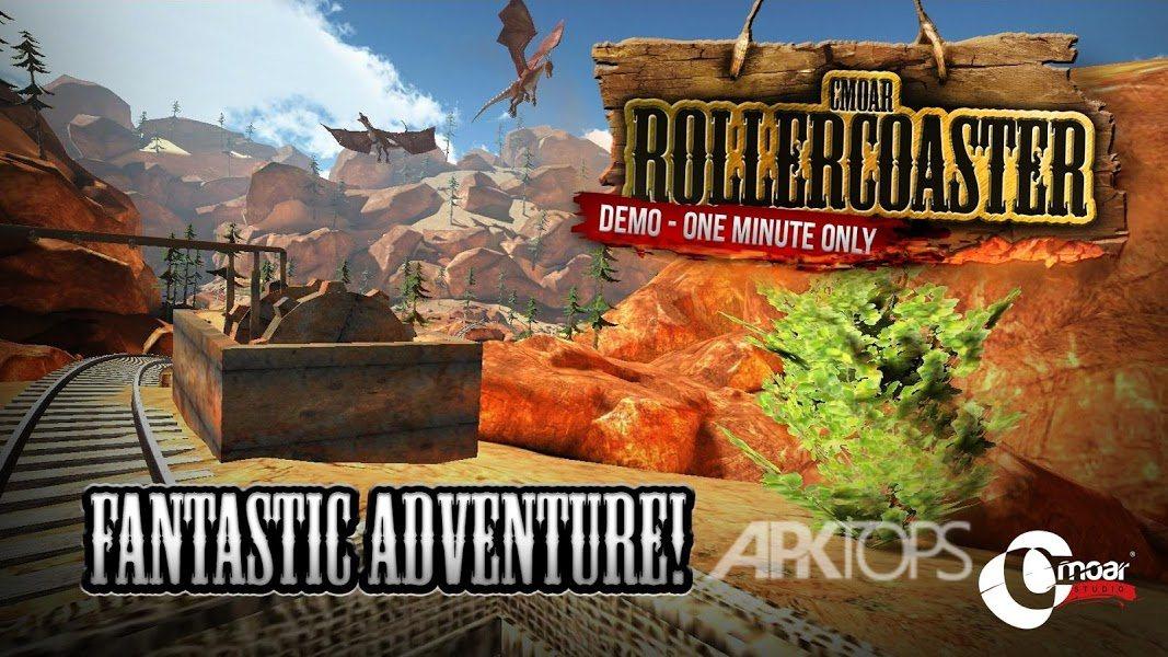 Cmoar Roller Coaster VR2[APKTOPS.ir]