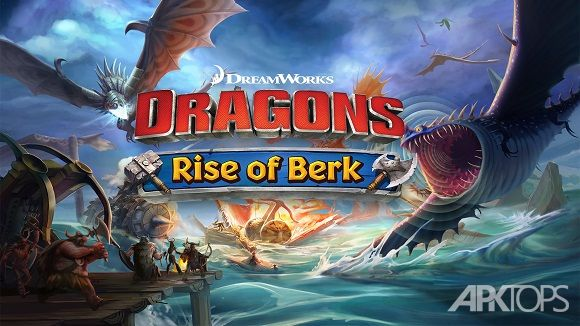 Dragon Rise of Berk-cover