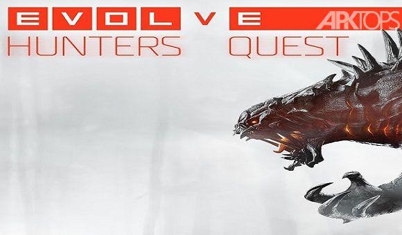 Evolve Hunters Quest-cvoer