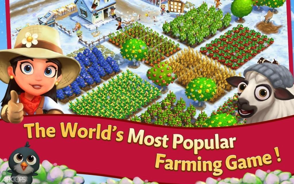 FarmVille 2: Country Escape v12.1.3491 دانلود بازی مزرعه داری