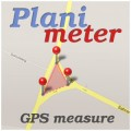 GPS-area-measure