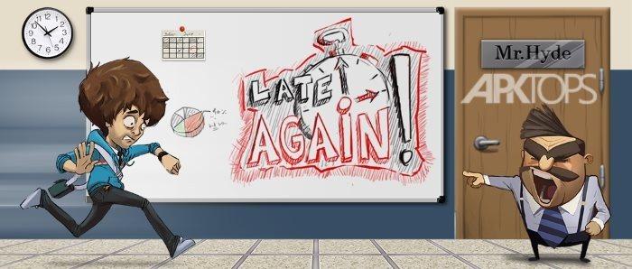 Late Again[APKTOPS.ir]