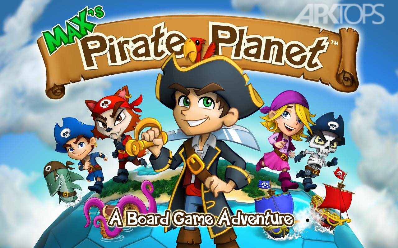 Max's Pirate Planet2[APKTOPS.ir]