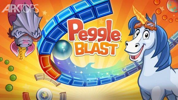 Peggle Blast-cover