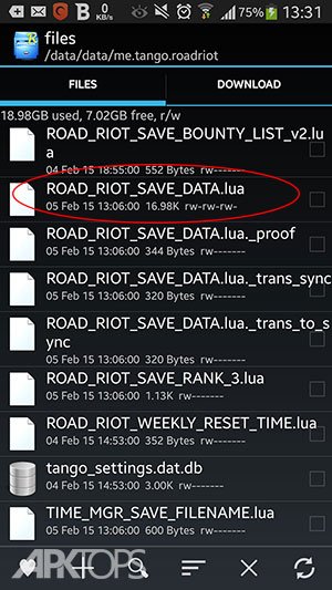 Road-Riot-for-Tango-Hack-AndroidiOS