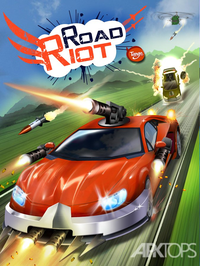 Road_Riot_Combat_Racing_cover[APKTOPS.ir]