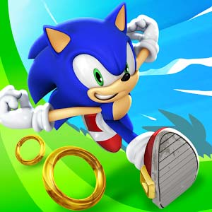 Sonic Dash v3.7.0.Go دانلود بازی سونیک دش + مود برای اندورید